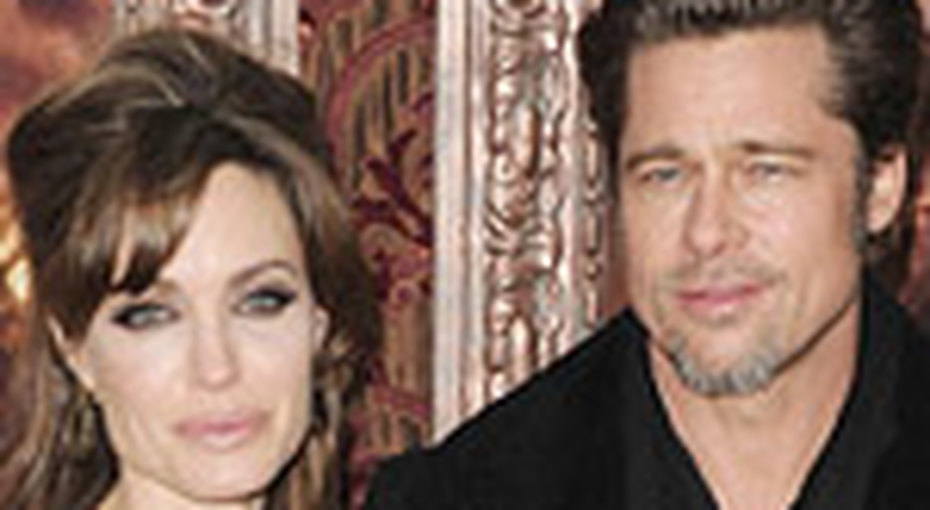 Джоли иПитт хотят индуистскую свадьбу