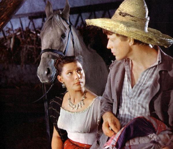Мексиканец (1955)