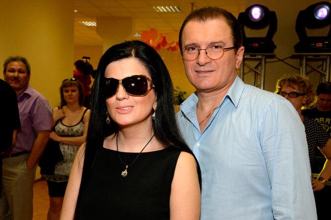 Диана и Роберт Гурцкие