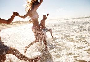 Как морская вода действует на организм человека