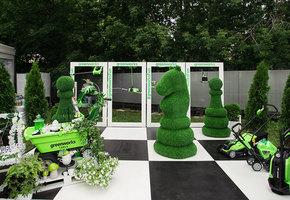 Фестиваль цветов и садов открылся в парке