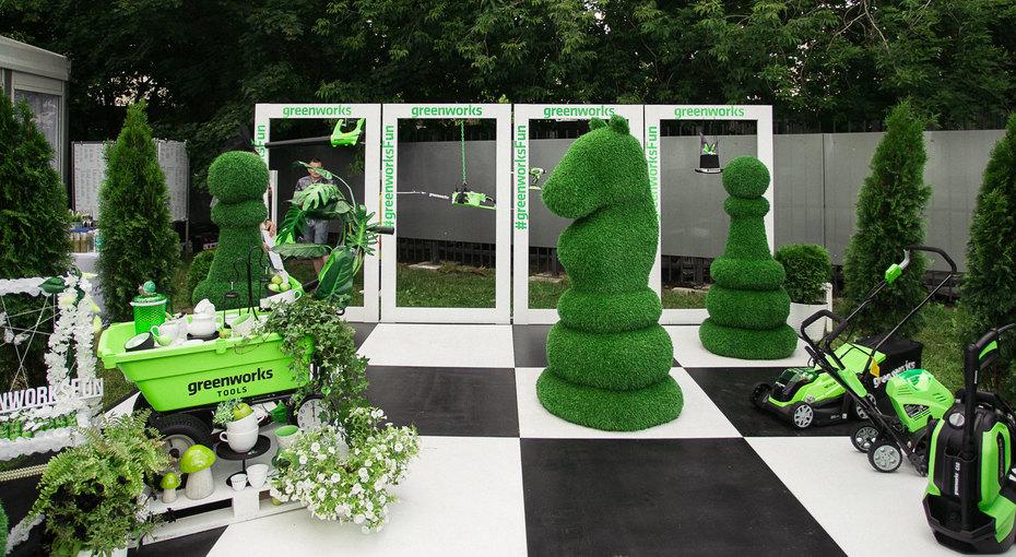 Фестиваль цветов исадов открылся впарке «Музеон»