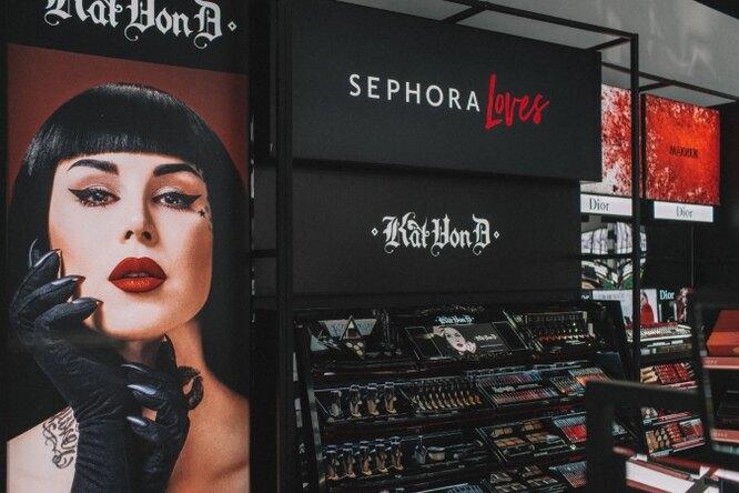 31 мая вМоскве откроется новый магазин SEPHORA