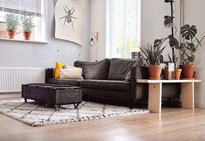 Диван или кровать? 8 решений, которые сэкономят место в маленькой квартире