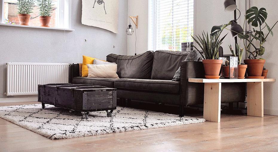 Диван или кровать? 8 решений, которые сэкономят место вмаленькой квартире
