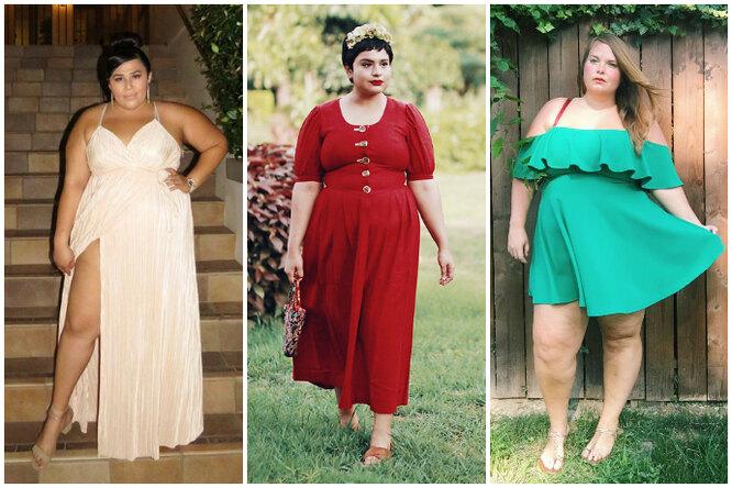 8 счастливых женщин, которые небоятся называть себя толстыми