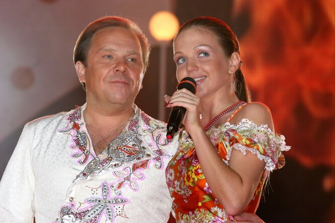 Владимир Девятов и Марина Девятова