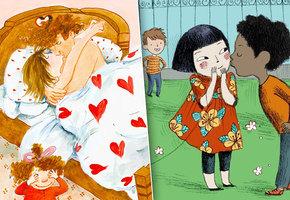 Никаких зернышек в животе: как детям в разных странах рассказывают о сексе