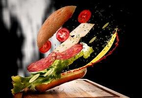 В рабочий полдень: интересные идеи для сэндвичей