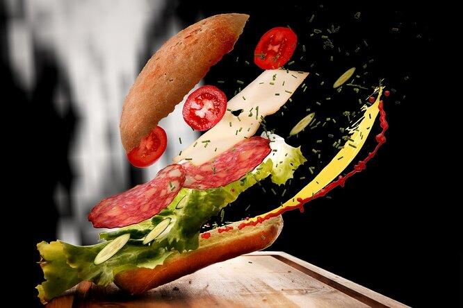 В рабочий полдень: интересные идеи длясэндвичей
