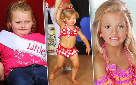 Самые необычные истории участниц детских конкурсов красоты