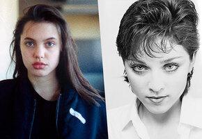 Какими они были: как выглядели Синди Кроуфорд, Мадонна и другие звезды в возрасте своих дочерей (видео)