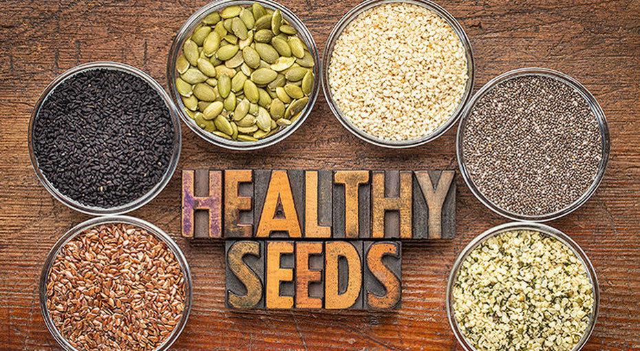 Полезные семена, которые стоит добавить врационе прямо сейчас