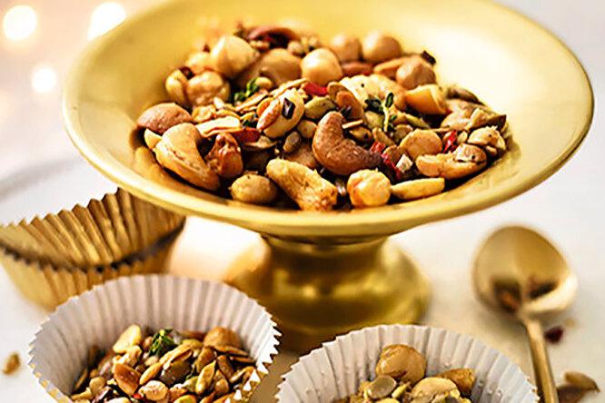 Орехи со специями
