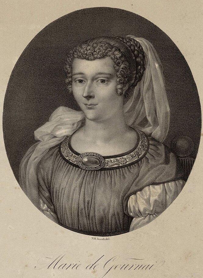 Мари де Гурне