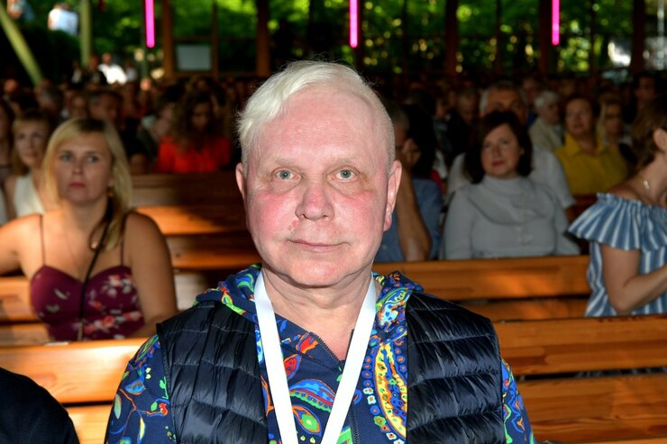 Борис Моисеев в2019 году