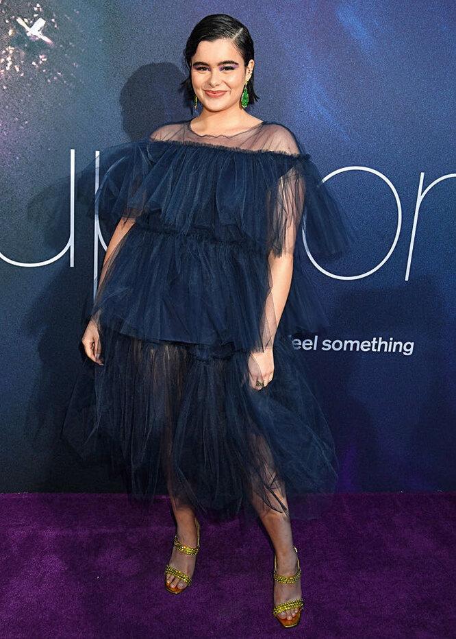 Барби Феррейра – не только модель, но и актриса. Недавно она снялась в «Эйфории» – новом, но уже успешном проекте HBO
