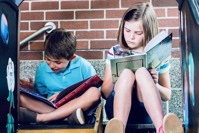 Интерактивное чтение: как развивать интеллект ребенка спомощью книг