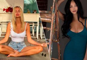 15 фото, доказывающих, что большая грудь может гулять без лифчика и это красиво!