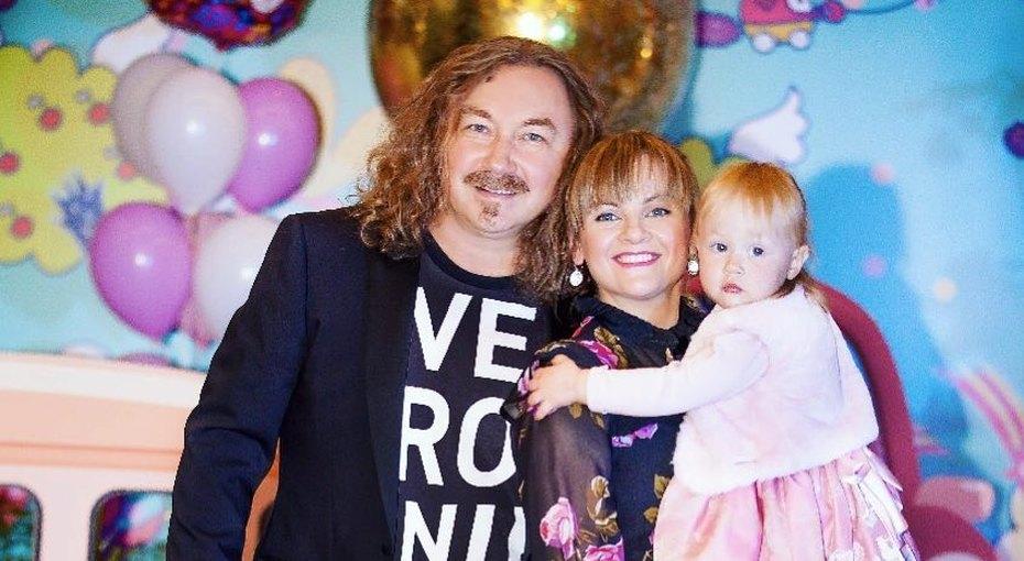 Игорь Николаев иЮлия Проскурякова нежно поздравили друг друга сгодовщиной свадьбы