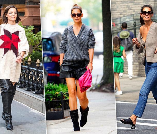 Тепло истильно: модные свитеры икардиганы этой осени