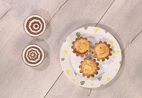 Корзиночки с индейкой и творожный десерт – от Тутты Ларсен и её дочери Марфы