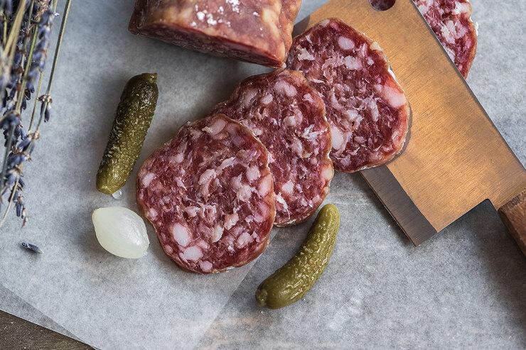 Переработанное мясо