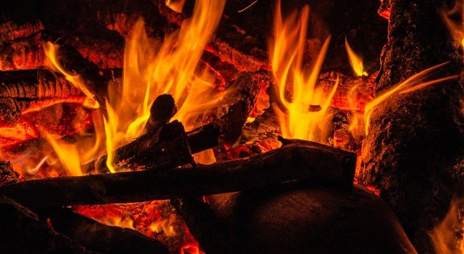 Жертвами пожара вдетском палаточном лагере стали уже четыре ребенка