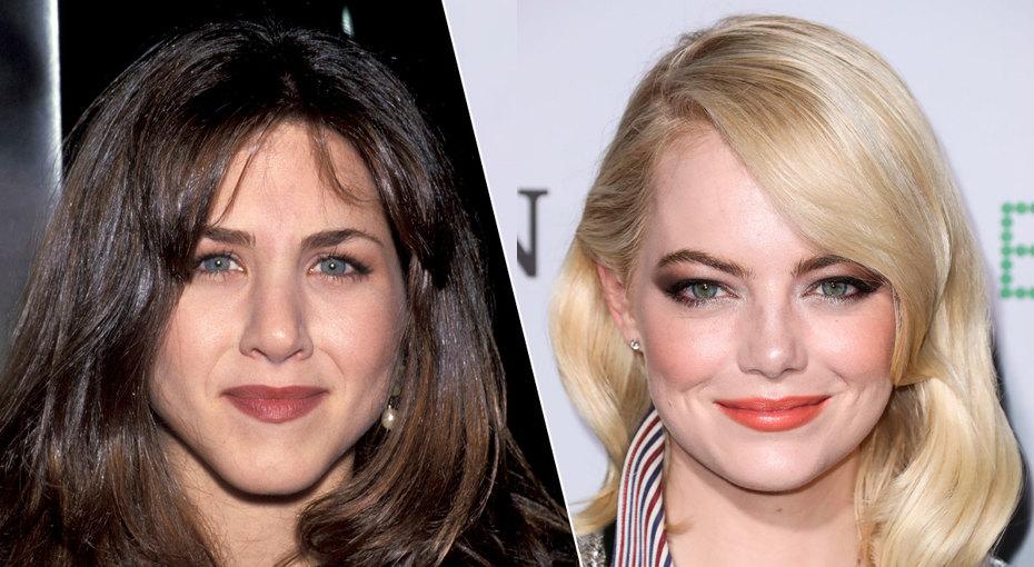 Как насамом деле выглядят волосы знаменитостей? (видео)
