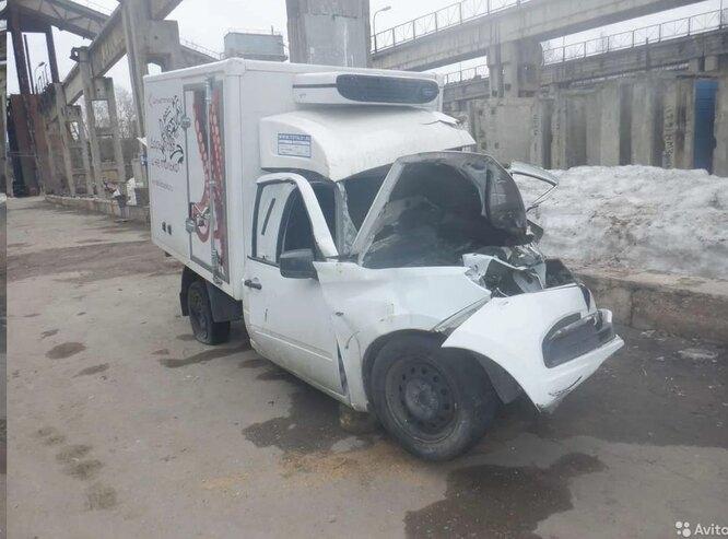 Фургон из объявления
