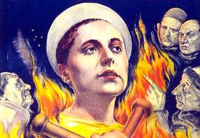 Рене Фальконетти: лучшая Жанна д'Арк в истории кино