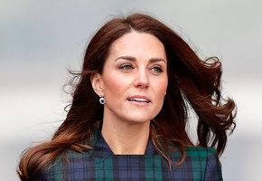 Королевский оттенок: учимся у Кейт Миддлтон носить зеленое