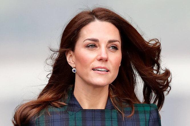 Королевский оттенок: учимся уКейт Миддлтон носить зеленое