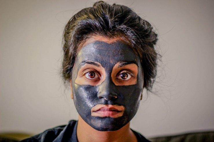 очищающие маски длялица