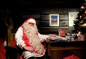 Дед Мороз ушел на карантин