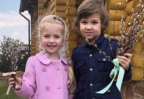 «Спасибо, что подарила нам жизнь»: Лиза и Гарри Галкины поздравили Аллу Пугачеву со своим 6-летием (видео)