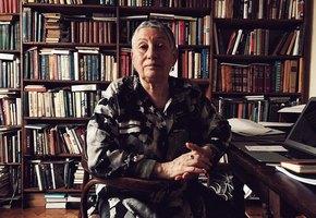 Людмила Улицкая приглашает на встречу с читателями 21 апреля