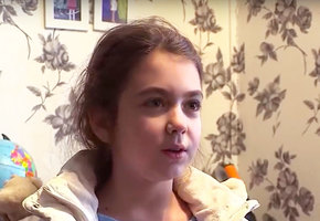 10-летняя девочка спасла две семьи от отравления бытовым газом