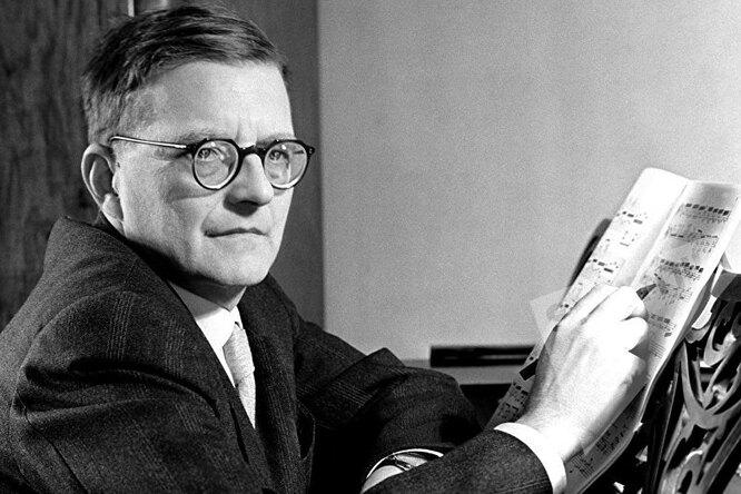 «Понял он, что лучше Таньки нету, только Танька замужем уже»: любовь Шостаковича