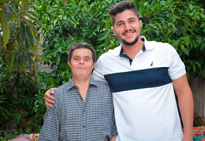 «Меня воспитал отец с синдромом Дауна и я не мечтал о другом папе»