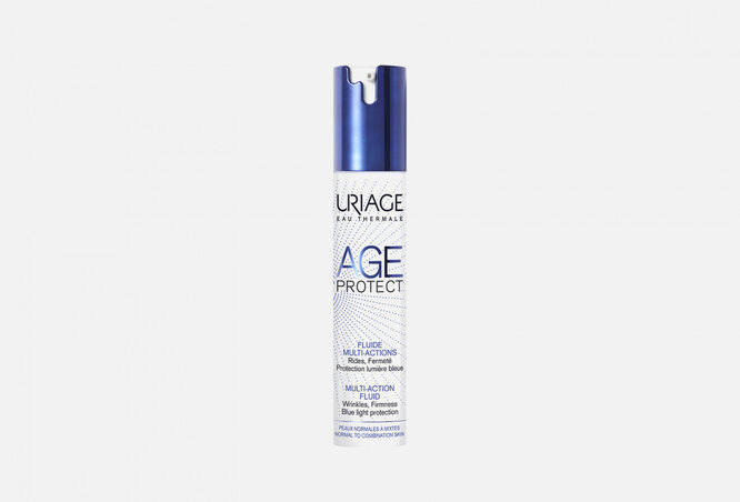 Age Protect Fluide Multi-Actions, Uriage, 2401 руб