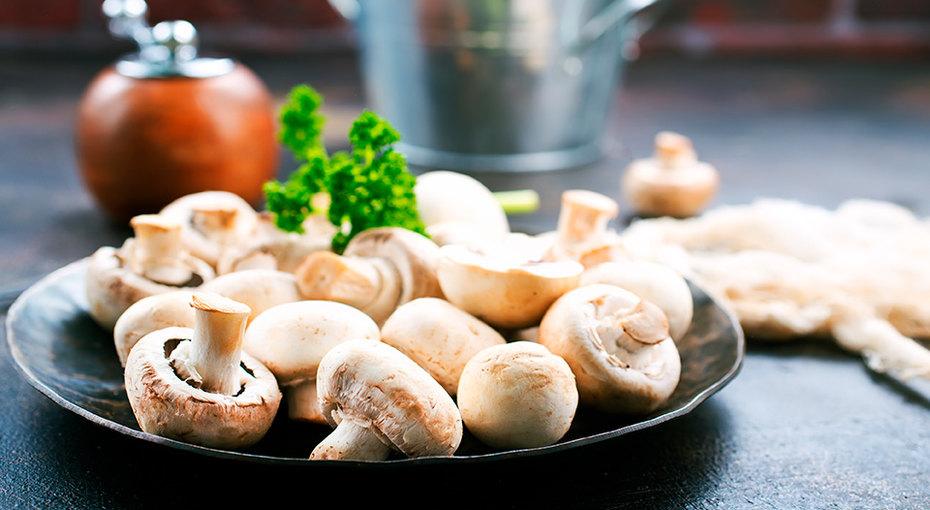 Рецепты сшампиньонами: биточки, салат, суп-капучино, тосты игрибы фаршированные