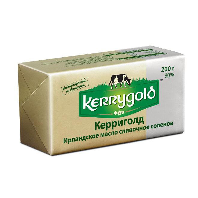 Cоленое сливочное масло Kerrygold