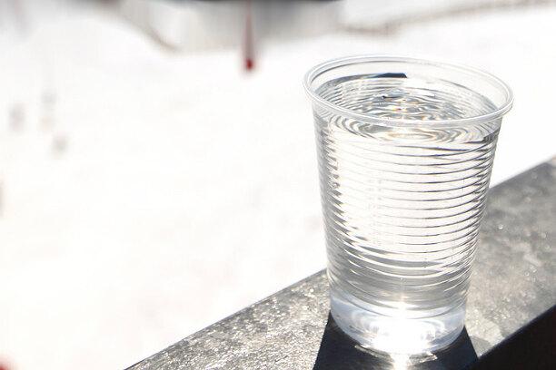 Вода, самые дешёвые продукты для похудения
