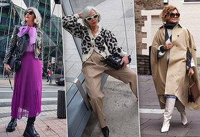 С достоинством, но модно: советы по стилю для женщин после 50-ти
