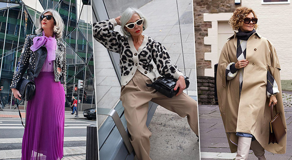 С достоинством, но модно: советы постилю дляженщин после 50-ти