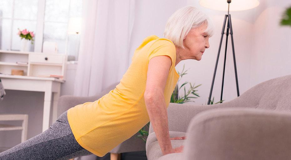 5 упражнений, которые нельзя делать после 50 лет