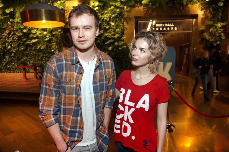 Анна Старшенбаум иАлексей Бардуков