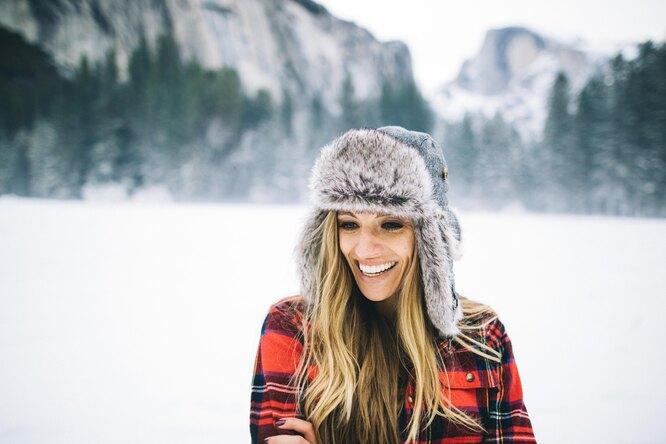 8 способов защитить волосы отхолода этой зимой