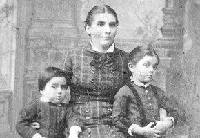 «Мойдодыр» в юбке: история матери Корнея Чуковского